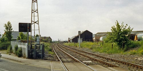 Coalville Train Station