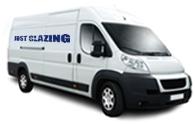 Just Glazing Van