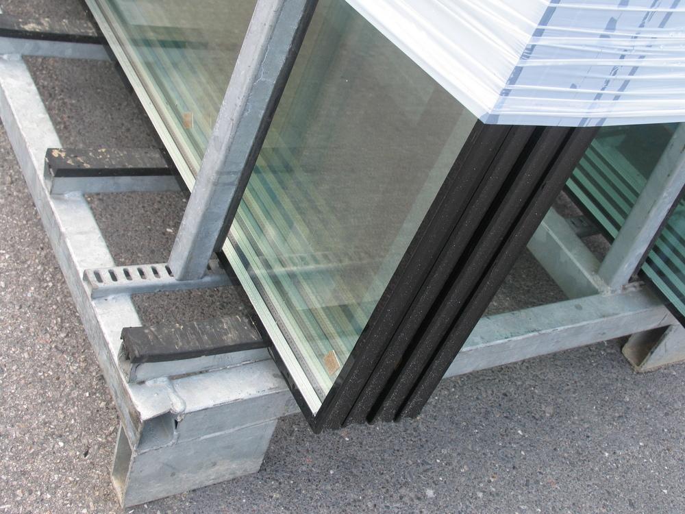 Glass With Glazing